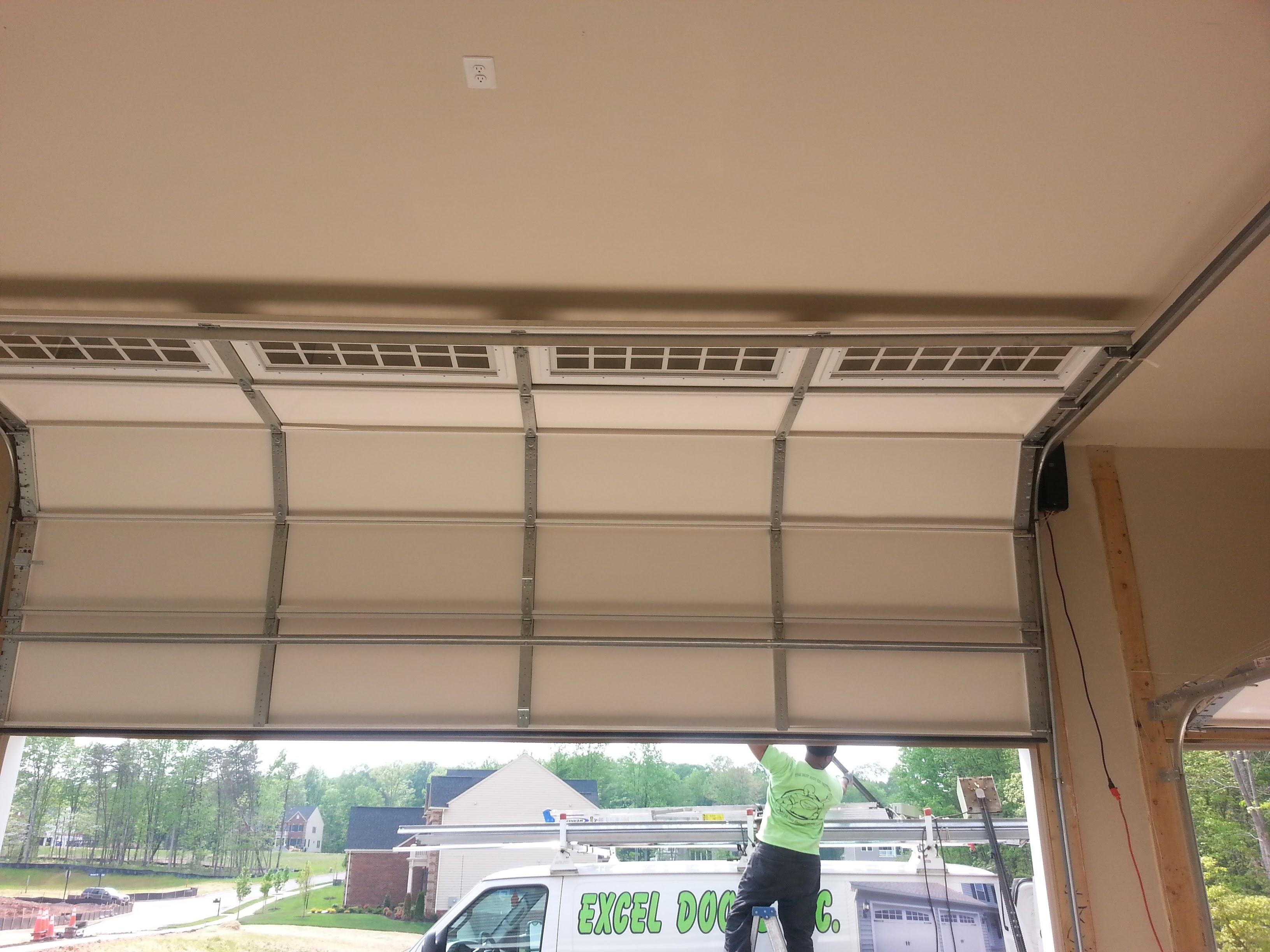 High Lift Conversion Stafford Va Garage Door