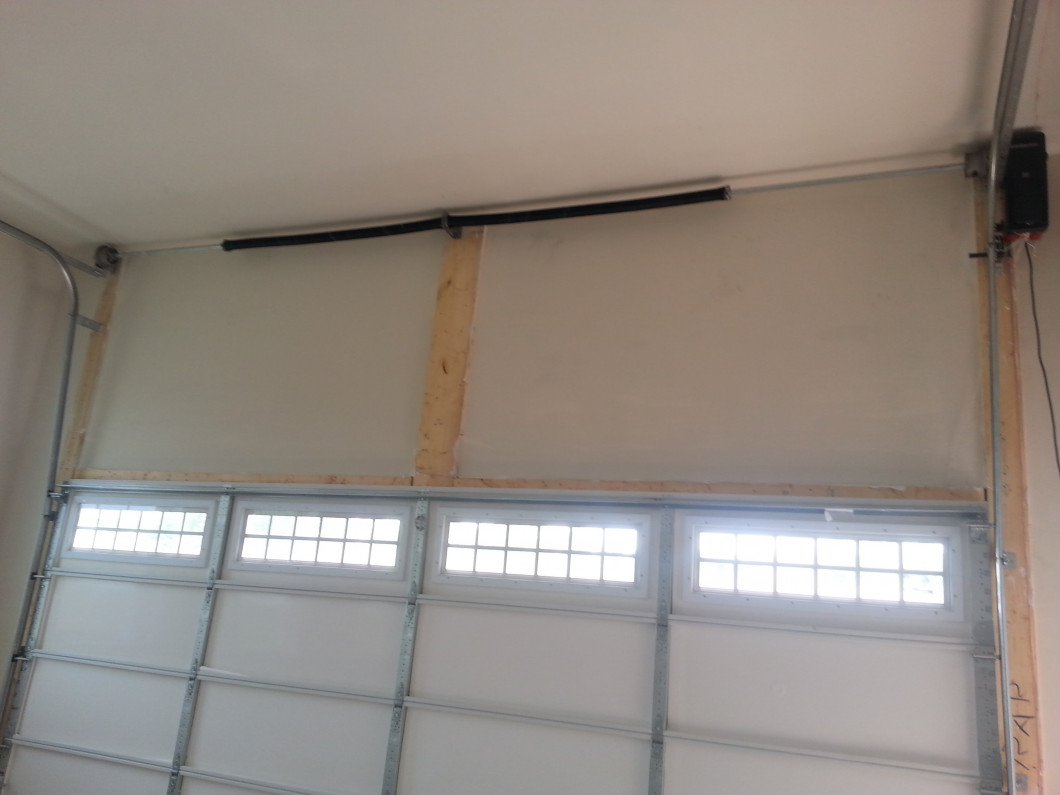 WHAT IS A HIGH LIFT GARAGE DOOR CONVERSION?
